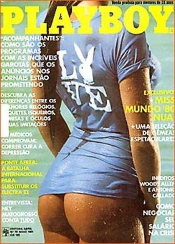 Maio de 1981 - Aline