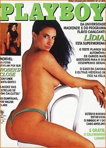 Maio de 1984 - Lídia