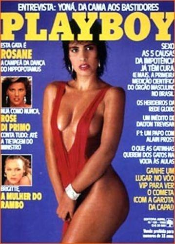 Março de 1986 - Rosane
