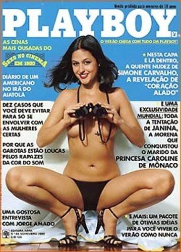 Novembro de 1980 - Simone Carvalho