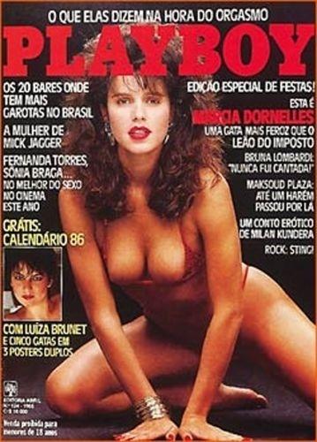 Novembro de 1985 - Márcia Dornelles