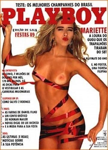 Novembro de 1988 - Mariette
