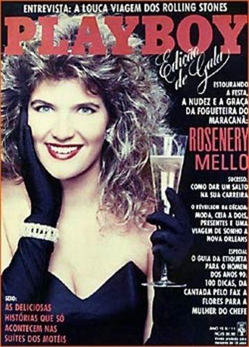 Novembro de 1989 - Rosenery Mello