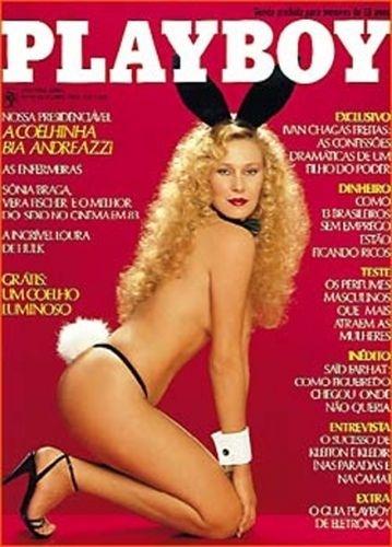 Outubro de 1983 - Bia Andreazzi