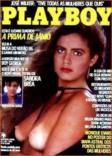 Outubro de 1985 - Luciane Quadros