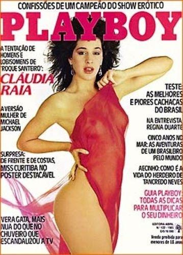 Setembro de 1985 - Cláudia Raia (capa pela 2ª vez)