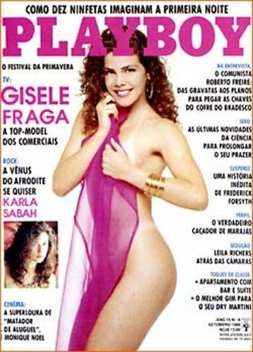 Setembro de 1989 - Gisele Fraga