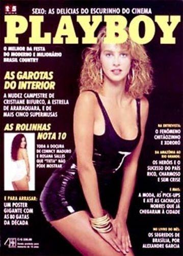 Abril de 1990 - Cristiane Bifurco