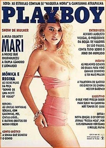 Abril de 1992 - Mari Alexandre