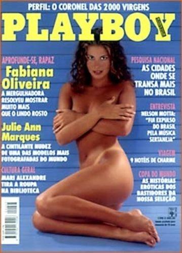Abril de 1994 - Fabiana Oliveira
