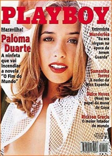 Abril de 1996 - Paloma Duarte