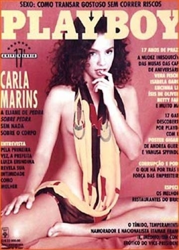 Agosto de 1992 - Carla Marins