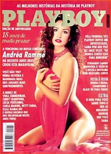 Agosto de 1993 - Andréa Rammé
