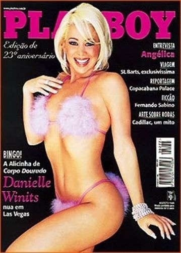 Agosto de 1998 - Danielle Winit
