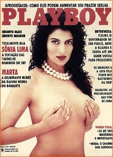 Dezembro de 1991 - Sônia Lima (capa pela 2ª vez)