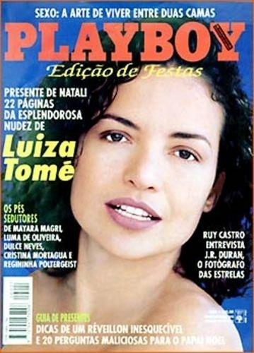 Dezembro de 1993 - Luiza Tomé