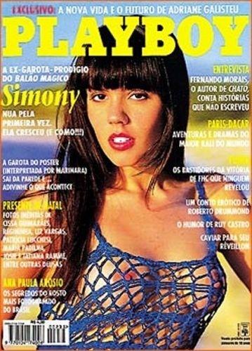 Dezembro de 1994 - Simony