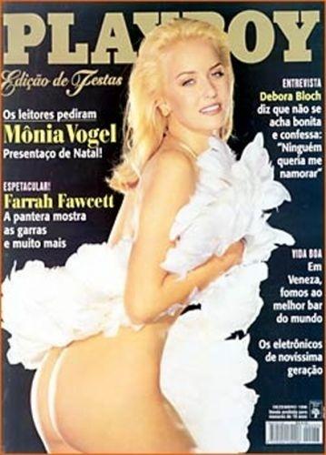 Dezembro de 1996 - Mônica Vogel