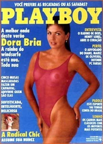 Fevereiro de 1993 - Dora Bria