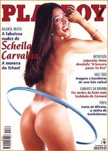 Fevereiro de 1998 - Scheila Carvalho