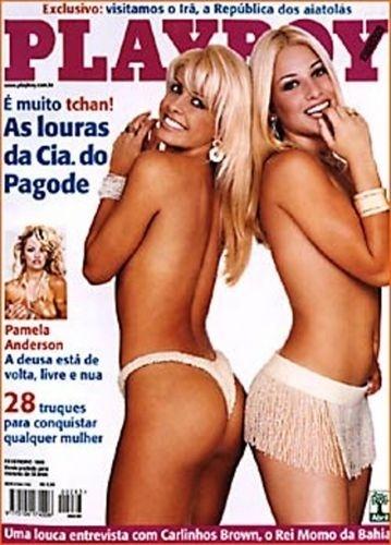 Fevereiro de 1999 - Louras da Cia. do Pagode