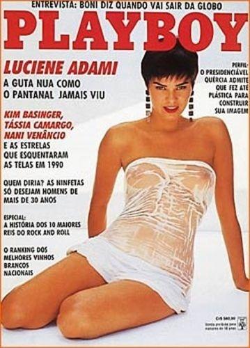 Janeiro de 1991 - Luciene Adami