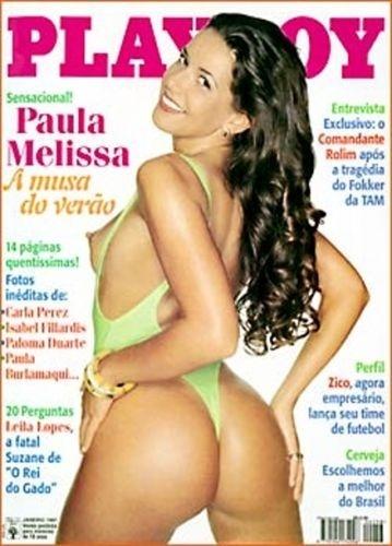 Janeiro de 1997 - Paula Melissa
