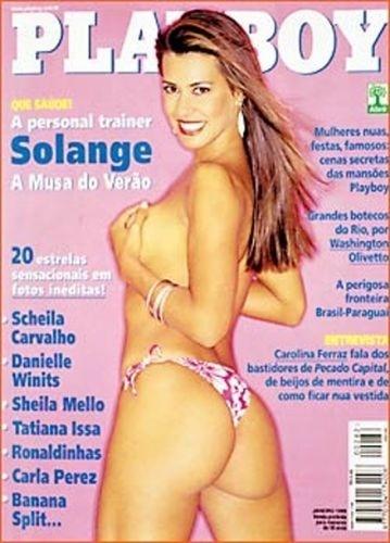 Janeiro de 1999 - Solange Frazão