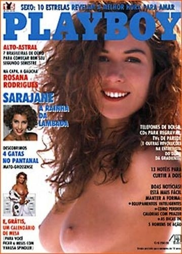 Julho de 1990 - Rosana Rodrigues