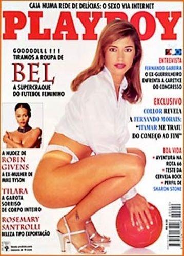 Julho de 1995 - Bel