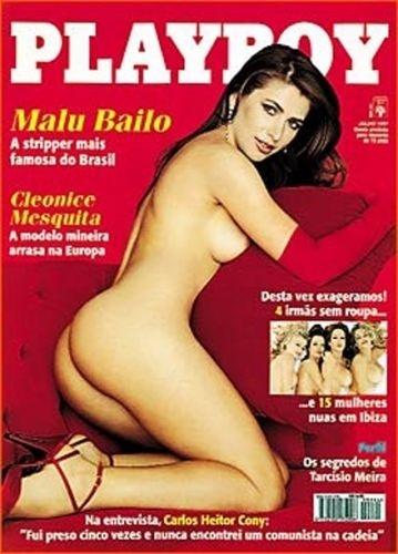 Julho de 1997 - Malu Bailo