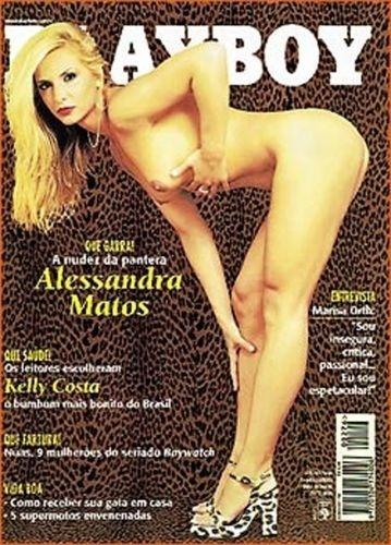 Julho de 1998 - Alessandra Matos