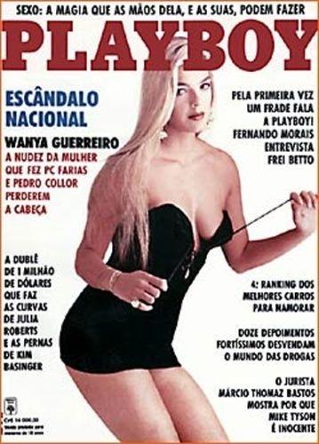 Junho de 1992 - Wanya Guerreiro