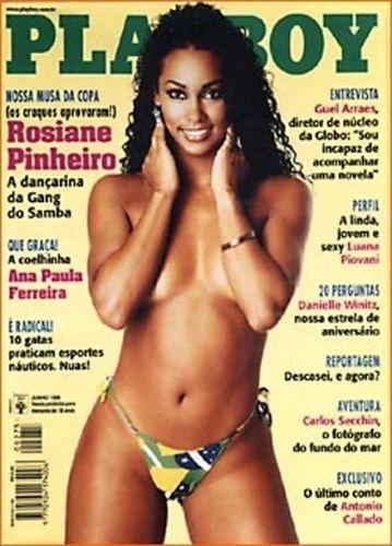 Junho de 1998 - Rosiane Pinheiro