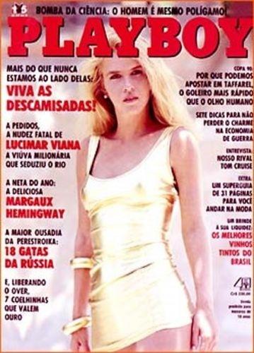 Maio de 1990 - Lucimar Viana