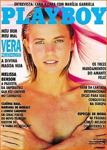 Maio de 1991 - Vera Zimmerman
