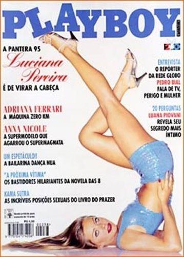 Maio de 1995 - Luciana Pereira