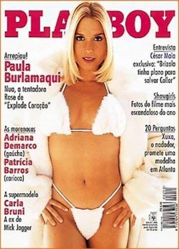 Maio de 1996 - Paula Burlamaqui