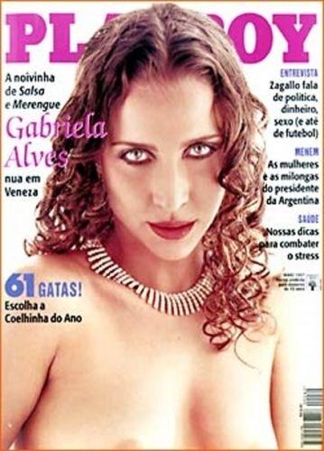Maio de 1997 - Gabriela Alves
