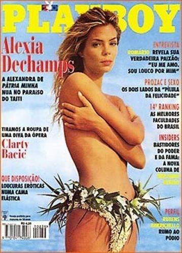 Março de 1995 - Alexia Dechamps