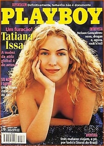 Março de 1998 - Tatiana Issa