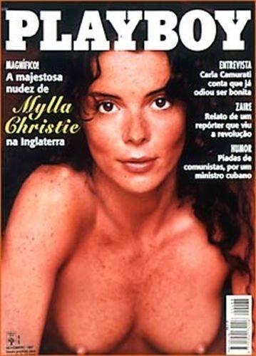 Novembro de 1997 - Mylla Christie