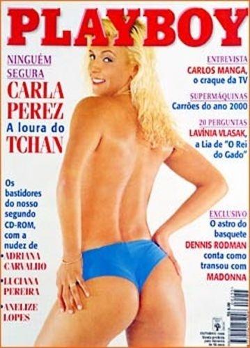 Outubro de 1996 - Carla Perez