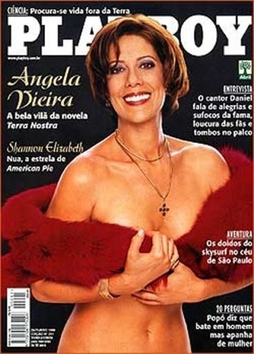 Outubro de 1999 - Angela Vieira