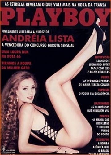 Setembro de 1992 - Andréia Lista