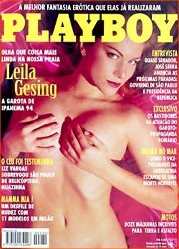 Setembro de 1994 - Leila Gesing