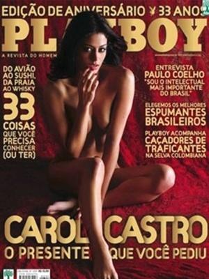 Agosto de 2008 - Carol Castro