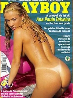 Fevereiro de 2000 - Ana Paula Teixeira