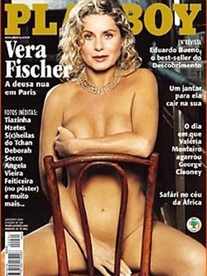 Janeiro de 2000 - Vera Fischer