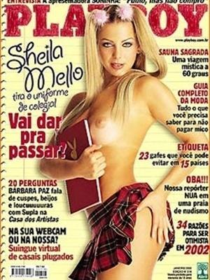 Janeiro de 2002 - Sheila Mello
